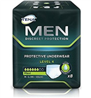 Tena Men Level 4 MediumLarge 8 Packs