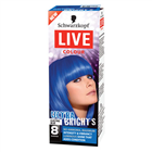 Schwarzkopf Live  Colour Ultra Bright Electric Blue