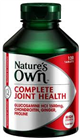 Natures Own Complete Joint Health 120 Tablets