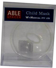 Able Spacer Child Mask Silicone