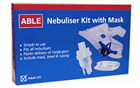 Able Nebuliser Child Kit With Mask