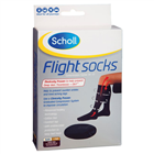 Scholl Flight Socks Unisex 6  9