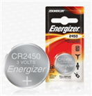Energizer Battery Lithium 2450 Bs1