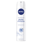 Nivea Deodorant Pure Invisible 250mL