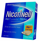 Nicotinell Patch 21mg 7 Day Step1