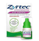 Zyrtec High Fever  Allergy Eyedrops 4mL