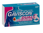 Gaviscon Dual Action Peppermint 48 Tablets