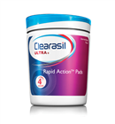 Clearasil Ultra 4 Hours Rapid Action Pads