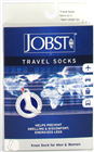 Jobst Travel Socks Size4 Black