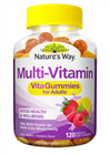 Natures Way Vita Gummies Family 120 Tablets