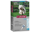 Advantix Flea And Tick Treatment for Dogs 410kg 3 Tablets