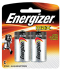 Energizer Battery Max E93 BP2T C 2 Pack