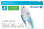 Allersearch Child Nebuliser Mask Kit