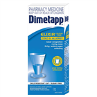 Dimetapp Elixir Colourfree 200ml