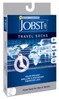 Jobst Travel Socks Size 2 Black