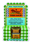 Tiger Balm White Regular 18g