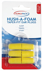 SurgiPack HushAFoam TaperFit Ear Plugs Regular 6957