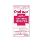Oraleze Dental Emergency Toothache 5ml