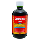 Clements Iron Oral Liquid 500ml