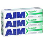 Aim Fresh Mint 90g 3 Pack